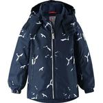 Polyester - Spring/Fall Jacket Children's Clothing Reima Kid's Spring Jacket Fasarby - Navy (521624-6983)