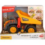 Lights - Commercial Vehicle Dickie Toys Volvo Weight Lift Truck