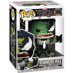 The Hulk - Figurines Funko Pop Marvel Venom Hulk