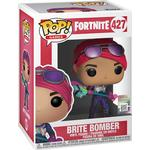 Fortnite - Figurines Funko Pop Games Fortnite Series 1 Brite Bomber