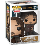 The Lord of the Rings - Figurines Funko Pop! Movies Lord of the Rings Aragorn