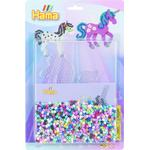 Beads - Unicorn Hama Blister Pack Great
