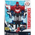 Transformers - Toy Figures Hasbro Transformers Robots in Disguise Mega Optimus B1564