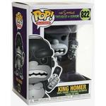 The Simpsons - Figurines Funko Pop! Animation the Simpsons King Homer