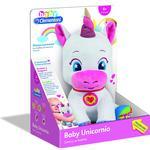 Plasti - Soft Toys Clementoni Baby Unicorn 61293