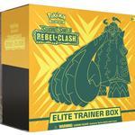 Pokémon TCG: Sword & Shield Rebel Clash Elite Trainer Box