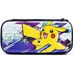 Gaming Accessories Hori Nintendo Switch Premium Vault Case - Pikachu Edition