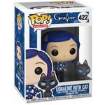 Figurines - Cats Funko Pop! Animation Coraline with Cat