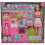 Dollhouse Accessories on sale Simba Steffi Love Kitchen Studio