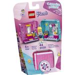 Surprise Toy - Lego Lego Friends Stephanie's Shopping Play Cube 41406