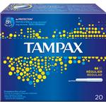 Toiletries Tampax Regular 20-pack