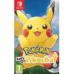 Fantasy Nintendo Switch Games Pokémon: Let's Go, Pikachu!