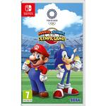 Party Nintendo Switch Games Mario & Sonic at the Olympic Games: Tokyo 2020