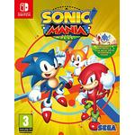 1-4 Nintendo Switch Games Sonic Mania Plus