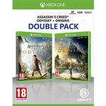 Assassins Creed Origins and Odyssey Double Pack