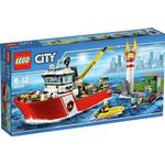 Fire fighter - Lego City Lego City Fire Boat 60109