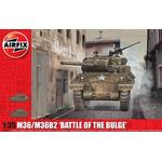 Scale Models & Model Kits Airfix M36/M36B2 Battle of the Bulge 1:35