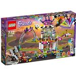 Building - Lego Friends Lego Friends The Big Race Day 41352