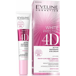 Eye Creams - Pigmentation Eveline Cosmetics White Prestige 4D Whitening Eye Cream 20ml