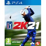 Sports PlayStation 4 Games PGA Tour 2K21