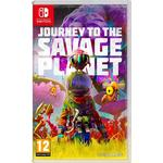 First-Person Shooter (FPS) Nintendo Switch Games Journey To The Savage Planet