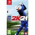 Nintendo Switch Games on sale PGA Tour 2K21