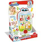 Interactive Toy Phones - Plasti Clementoni Baby Smartphone