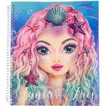 Stickers - Plasti Top Model Fantasy Face Design Book