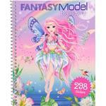 Stickers - Plasti Top Model Fantasy Model Dress Me Up Sticker Book