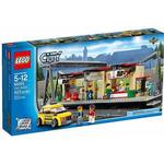 Train Track Extensions - Plasti Lego City Train Station 60050