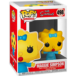 The Simpsons - Figurines Funko Pop! Animation Maggie Simpson The Simpsons