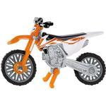 Toy Motorcycle - Plasti Siku KTM SX-F 450 1391