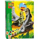 Animals - Creativity Sets SES Creative Casting & Painting T-Rex 01283