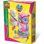 Animals - Creativity Sets SES Creative Casting & Painting Owl 01285