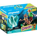 Playmobil Scooby Shaggy & Ghost 70287