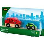 Plasti - Tow Truck Brio Tow Truck 33528