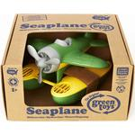 Toy Airplane Green Toys Seaplane
