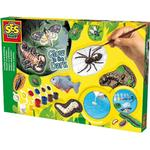 Animals - Creativity Sets SES Creative Scary Animals Glow in the Dark Casting & Painting Set 01153
