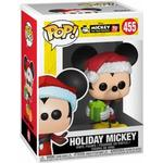 Mickey Mouse - Toy Figures Funko Pop! Movies Disney Holiday Mickey Mouse
