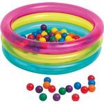 Ball Pit Intex Classic 3 Ring Baby Ball Pit - 50 balls
