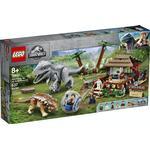Plasti - Lego Jurassic World Lego Jurassic World Indominus Rex vs Ankylosaurus 75941