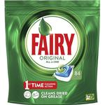Cleaning Equipment & Cleaning Agents Fairy Original All in One 84 Tablets