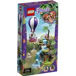 Building Games - Tiger Lego Friends Tiger Hot Air Balloon Jungle Rescue 41423