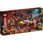 Lego Ninjago The Skull Wizard's Dragon 71721