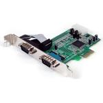 RS-232 Controller StarTech.com PEX2S553