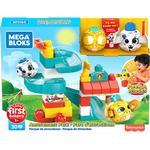 Blocks - Animals Fisher Price Mega Bloks Peek a Blocks Amusement Park