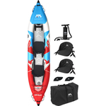 Kayaking Aqua Marina Steam 2 Person 412cm