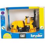 Cheap Commercial Vehicle Bruder Cat Asphalt Drum Compactor 2433