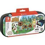 Bigben Switch Lite - Game Traveler Deluxe Case - Animal Crossing: New Horizons