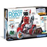 Interactive Robots - Metal Clementoni Evolution Robot